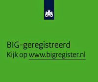 naar de website van het BIG-register
